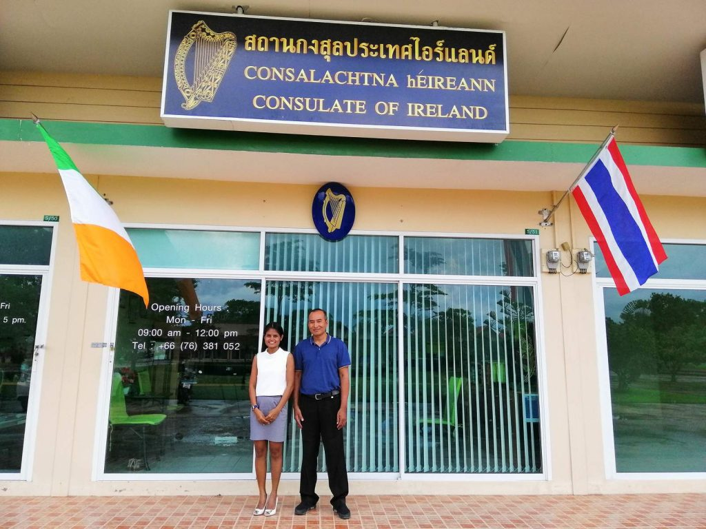 List of consulates in Phuket